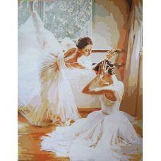 Живопись по номерам Репетиция балета, 40x50, Paintboy, G399