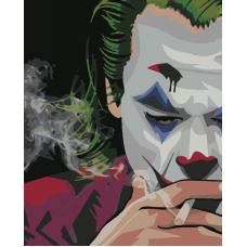 Живопись по номерам Джокер, 40x50, Hobruk, HS1279
