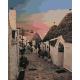 Живопись по номерам В Италии, 40x50, Hobruk, HS1116