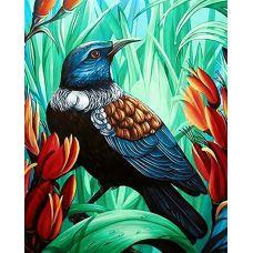 Живопись по номерам Пташка, 40x50, Paintboy, GX23051