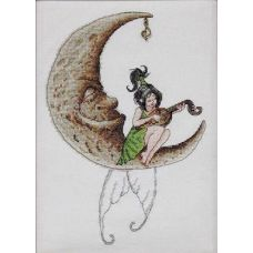 Набор для вышивания крестом Лунная соната, 18x28, НеоКрафт