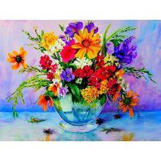 Картина по номерам Яркий букет, 40x50, Paintboy, GX22534