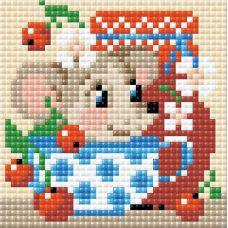 Алмазная мозаика День варенья, 10x10, полная выкладка, Риолис