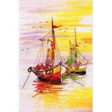Набор для вышивания Родная гавань №1, 24x36, Овен
