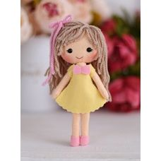Набор для шитья куклы Куколка Алиса, 20 ,Тутти