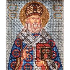 Набор для вышивания бисером Святой Лука Крымский, 12x14,5, Кроше