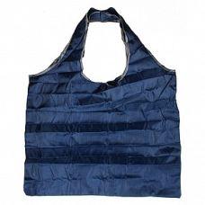 Сумка складная Фиалка синяя, 45x62 (сумка) 8x11x2 (чехол), Белоснежка