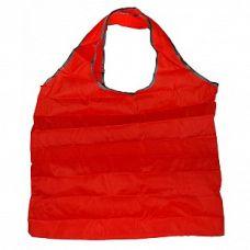 Сумка складная Фиалка красная, 45x62 (сумка) 8x11x2 (чехол), Белоснежка
