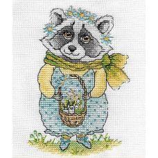 Набор для вышивания крестом Весенний цвет, 11x16, НеоКрафт