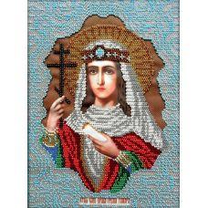 Набор для вышивания Святая Тамара, 19x26, Вышиваем бисером