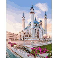 Живопись по номерам Мечеть Кул Шариф весной, 40x50, Paintboy, GX33179