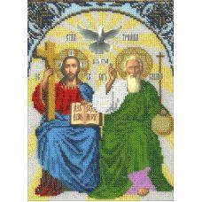 Набор для вышивания Новозаветная Троица, 19x24,5, Вышиваем бисером