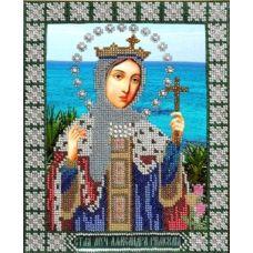 Набор для вышивания Святая Александра, 18x21, Вышиваем бисером