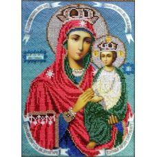 Набор для вышивания Богородица Споручница Грешных, 19x27, Вышиваем бисером