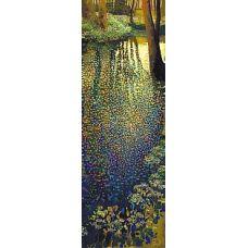 Набор для вышивания бисером Ранняя весна. Т.Дюббельман, 24x47 (14x42), Матренин посад