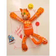 Набор для шитья Мартовский кот, 32,5см, Перловка