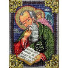 Набор для вышивания Святой Иоанн Богослов, 19x26, Вышиваем бисером