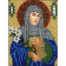 Набор для вышивания Святая Екатерина, 14x19, Вышиваем бисером