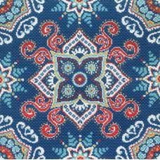Набор для вышивания крестом Калейдоскоп, 41x41 (34x34), Матренин посад