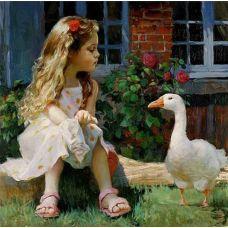 Живопись по номерам Запах детства, 40x50, Paintboy, GX33635