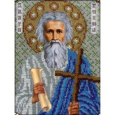 Набор для вышивания Святой Андрей Первозванный, 14x19, Вышиваем бисером