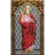 Набор для вышивания Святой Илья Пророк, 16x26, Вышиваем бисером