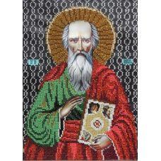 Набор для вышивания Святой Павел, 19x26, Вышиваем бисером