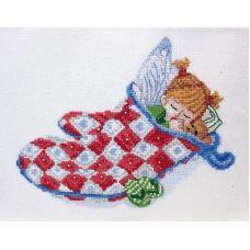 Набор для вышивания крестом Сладкий сон, 16x21, НеоКрафт