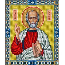 Набор для вышивания Святой Симон, 20x24,5, Вышиваем бисером
