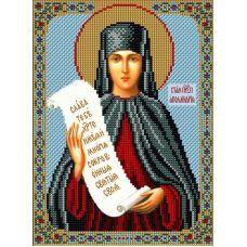 Набор для вышивания Святая Аполлинария (Полина), 20x27, Вышиваем бисером