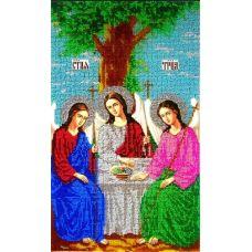 Набор для вышивания Святая Троица, 22x36, Вышиваем бисером