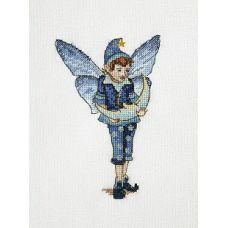 Набор для вышивания крестом Лунный эльф, 10x15, НеоКрафт