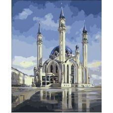 Живопись по номерам Мечеть Кул-Шариф, 40x50, Paintboy, GX7904