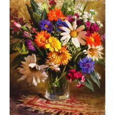 Живопись по номерам Лето в вазе, 40x50, Paintboy, OTG6118