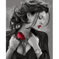 Живопись по номерам Роковая красота, 40x50, Paintboy, GX33310