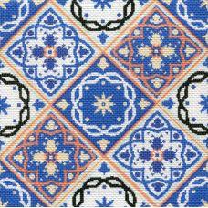 Набор для вышивания крестом Иллюзия, 41x41 (34x34), Матренин посад