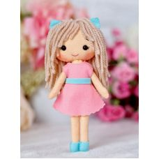 Набор для шитья куклы Куколка Яна, 20 ,Тутти