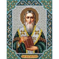 Набор для вышивания бисером Святой Валентин, 14x18, Паутинка