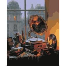 Живопись по номерам Очарование осени, 40x50, Hobruk, HS1297