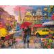 Живопись по номерам Прогулка по Парижу, 40x50, Hobruk, U8001