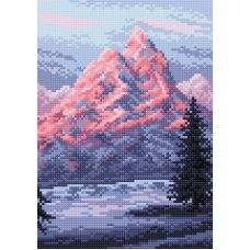 Алмазная мозаика Эверест, 19x27, полная выкладка, Brilliart (МП-Студия)