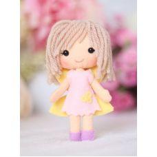 Набор для шитья куклы Феечка Катечка, 15 ,Тутти