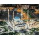 Живопись по номерам Сердце Чечни, 40x50, Hobruk, U8103