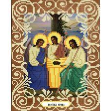 Канва с рисунком Святая Троица, 20x25, Божья коровка