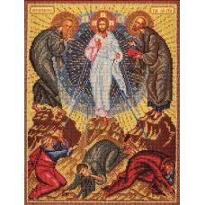Набор для вышивания бисером Преображение Господне, 20x26, Кроше