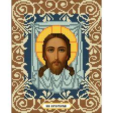 Канва с рисунком Спас Нерукотворный, 20x25, Божья коровка