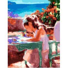 Живопись по номерам Летние краски, 40x50, Paintboy, GX25754