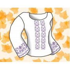 Набор элементов для вышивания на сорочке, водорастворимый флизелин КБФ-13, Каролинка