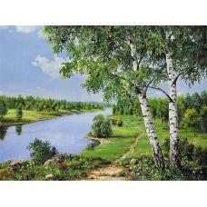 Живопись по номерам Русские березки, 40x50, Paintboy, GX24184