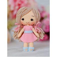 Набор для шитья куклы Малышка Диана, 15 ,Тутти